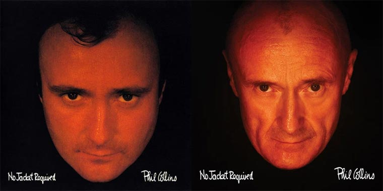 Phil Collins hat seine Albumcover nachgestellt Phil-Collins-Take-A-Look-At-Me-Now_Covers_01