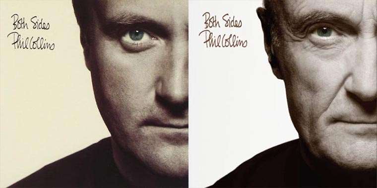 Phil Collins hat seine Albumcover nachgestellt Phil-Collins-Take-A-Look-At-Me-Now_Covers_06