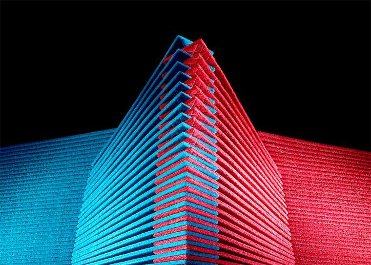 Kaugummi-Architektur