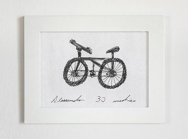 Designer setzt gezeichnete Fahrräder um Velocipedia_04