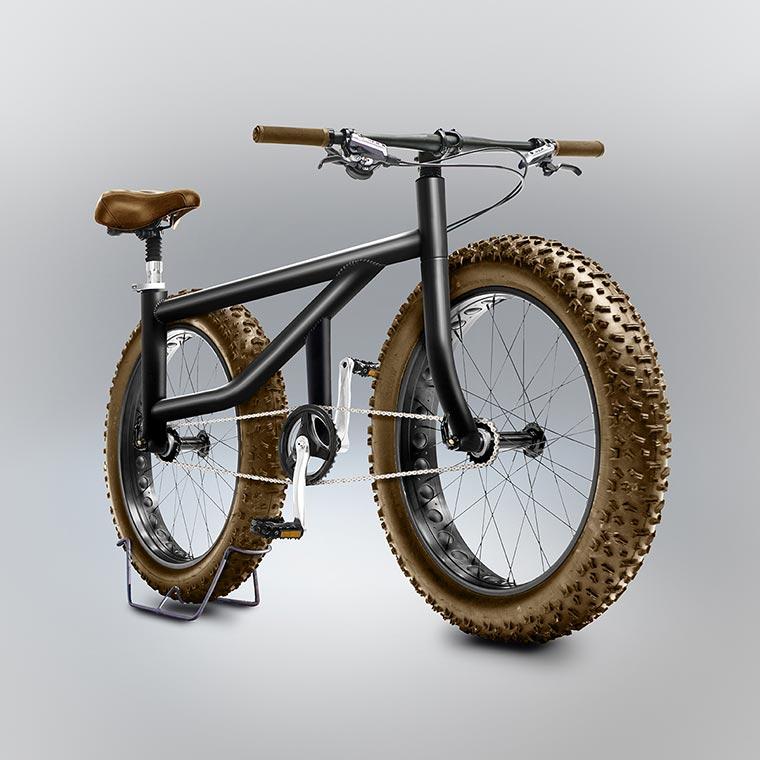 Designer setzt gezeichnete Fahrräder um Velocipedia_05