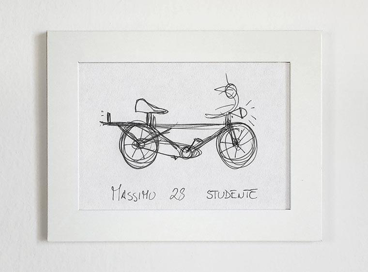 Designer setzt gezeichnete Fahrräder um Velocipedia_06