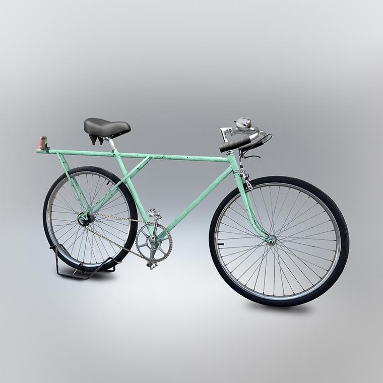 Designer setzt gezeichnete Fahrräder um Velocipedia_07