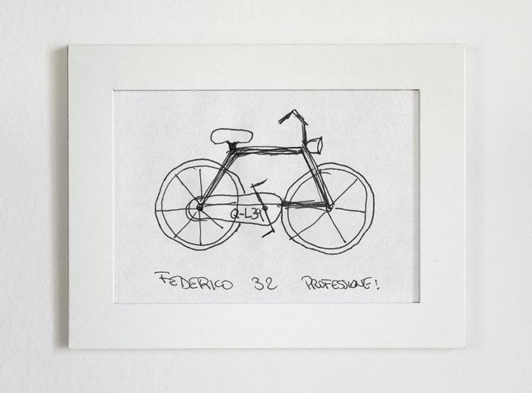 Designer setzt gezeichnete Fahrräder um Velocipedia_08