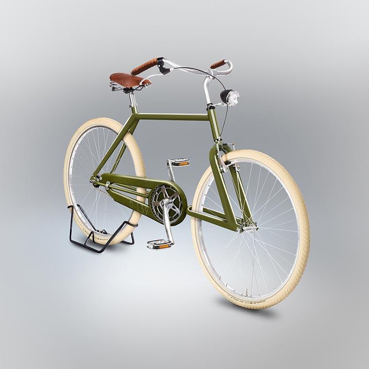 Designer setzt gezeichnete Fahrräder um Velocipedia_09