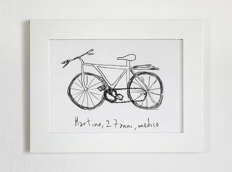 Designer setzt gezeichnete Fahrräder um Velocipedia_10