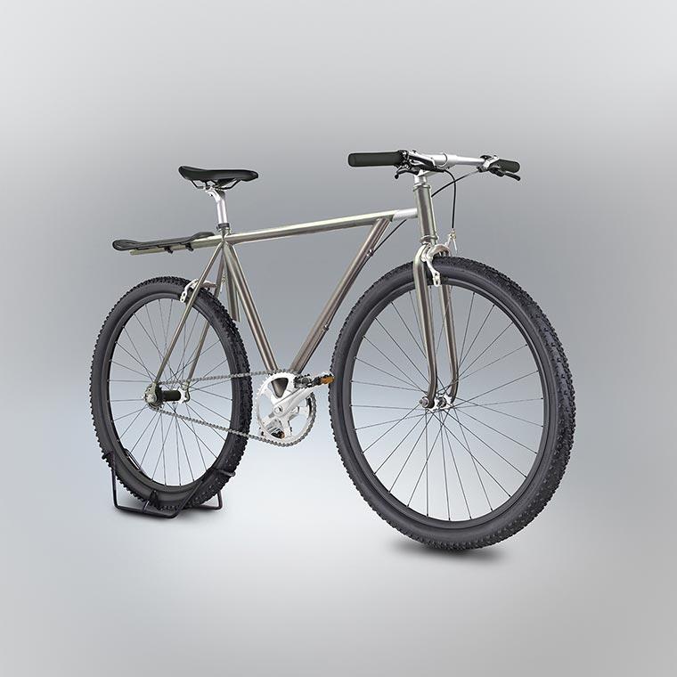 Designer setzt gezeichnete Fahrräder um Velocipedia_11
