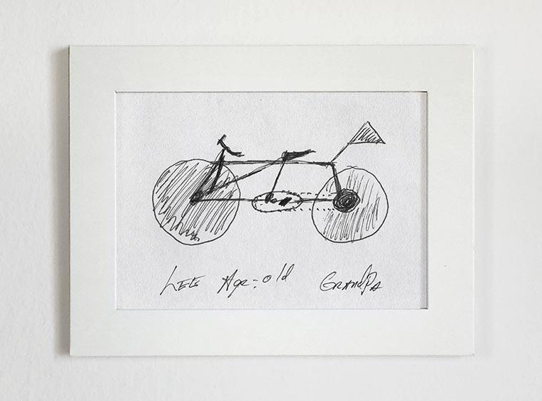 Designer setzt gezeichnete Fahrräder um Velocipedia_12