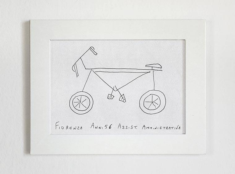 Designer setzt gezeichnete Fahrräder um Velocipedia_14