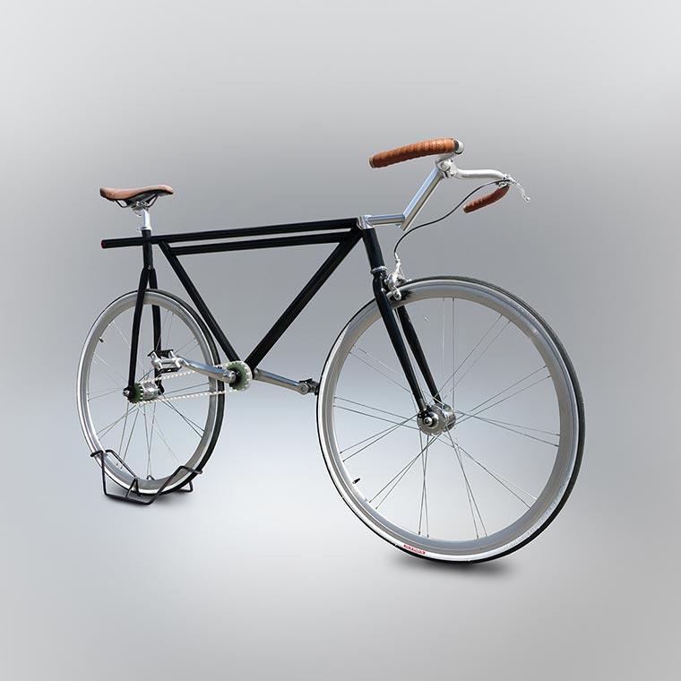 Designer setzt gezeichnete Fahrräder um Velocipedia_15