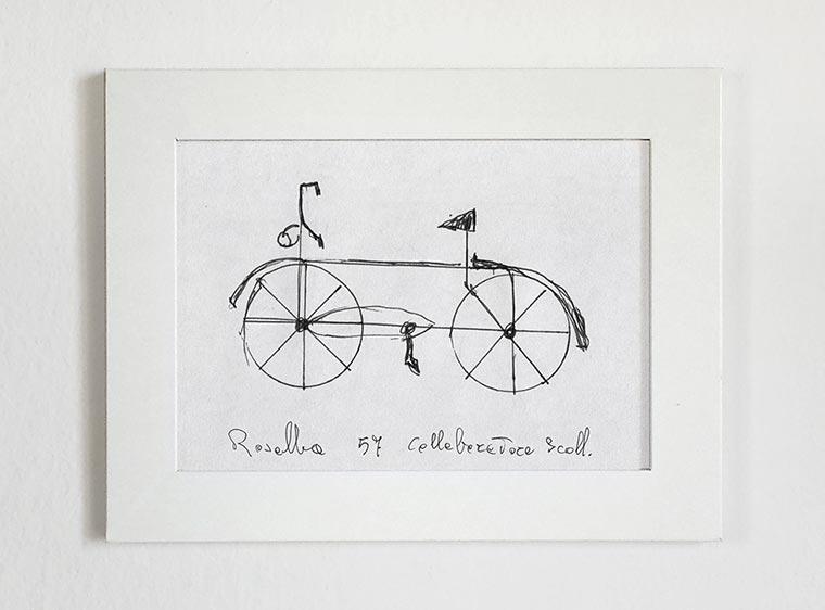 Designer setzt gezeichnete Fahrräder um Velocipedia_16