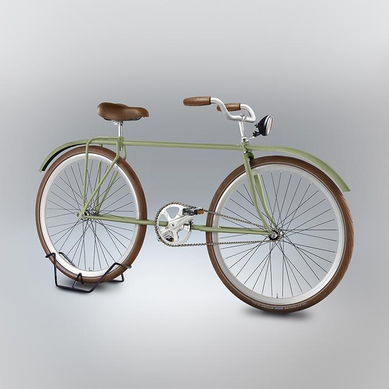Designer setzt gezeichnete Fahrräder um Velocipedia_17