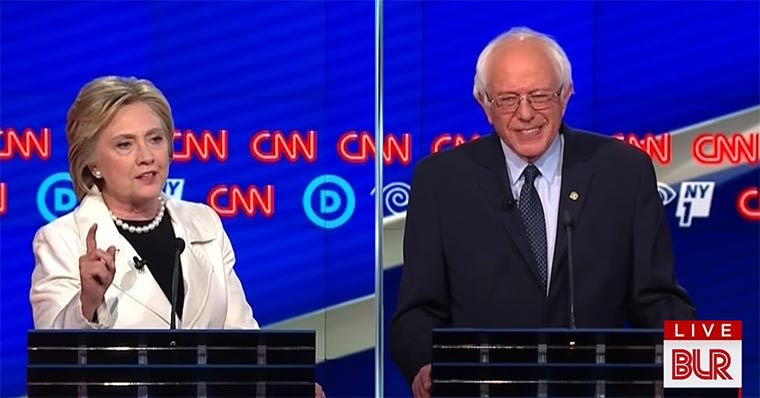 Bad Lip Reading: Hillary & Bernie