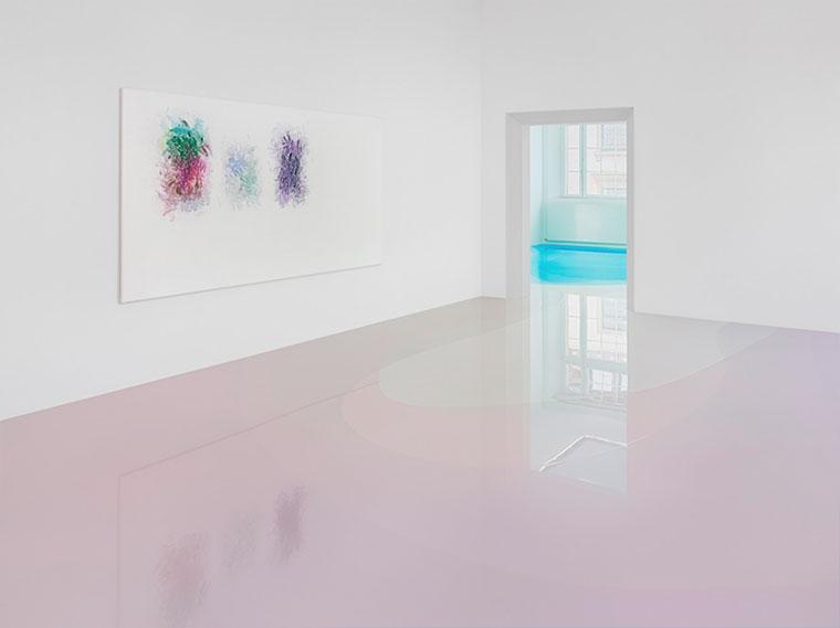 Wenn der Museumsboden das Kunstwerk ist bunter-museumsboden_07