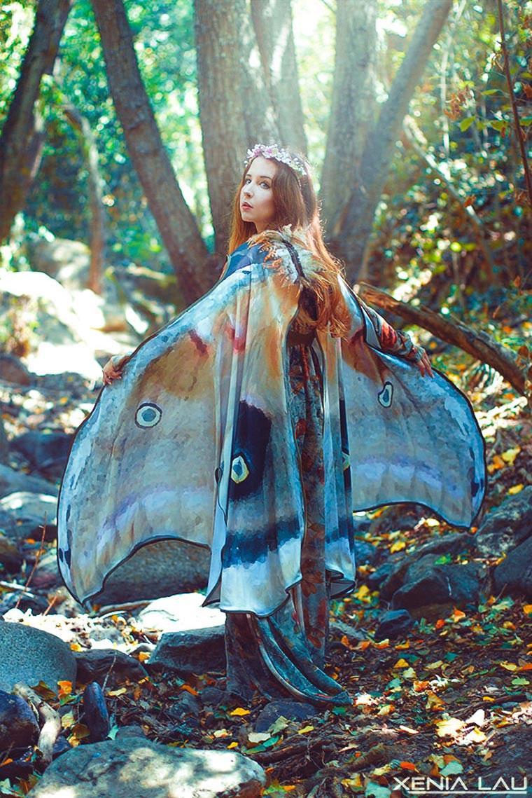 Mit diesen Capes wirst du zum Schmetterling butterfly-capes_03