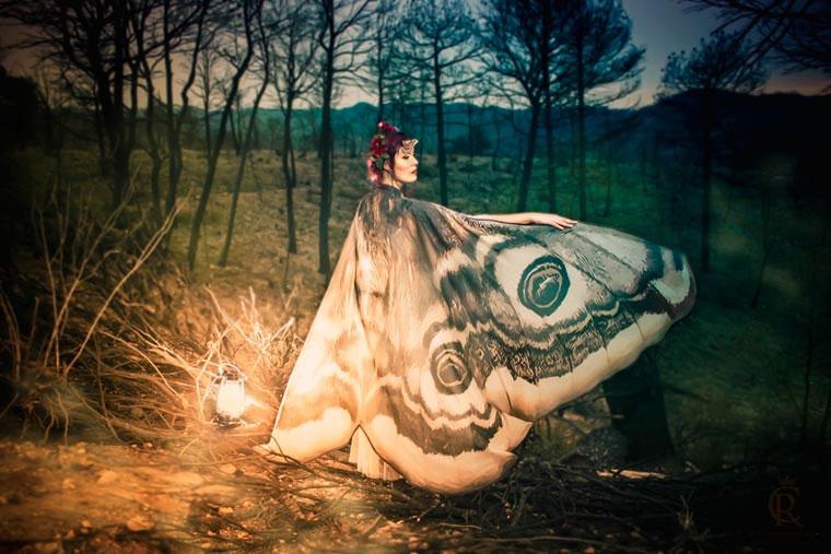 Mit diesen Capes wirst du zum Schmetterling butterfly-capes_04