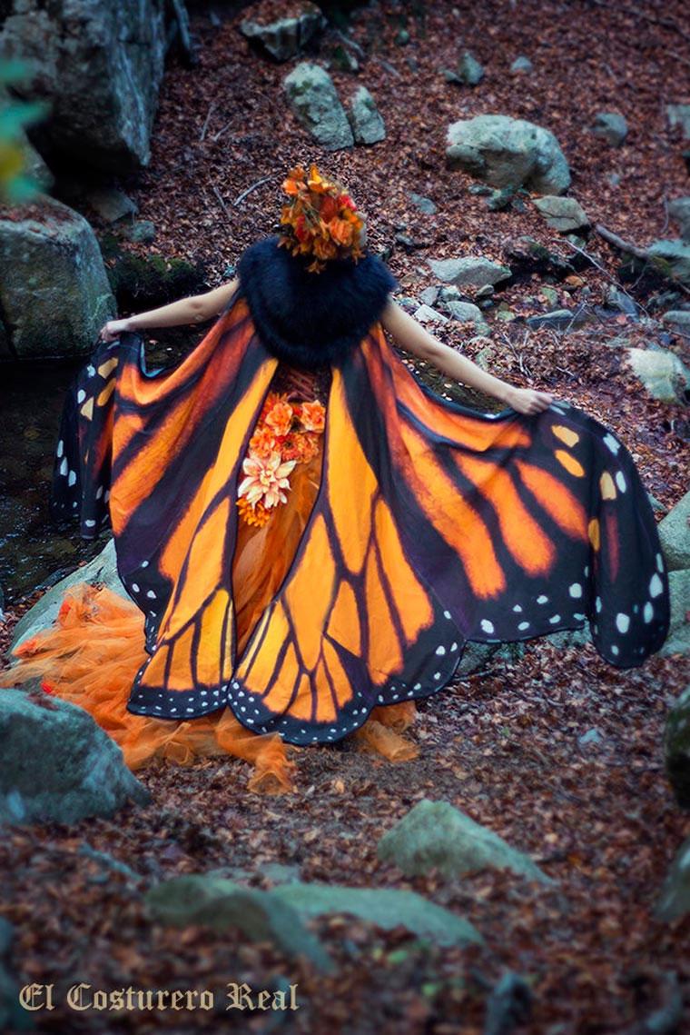 Mit diesen Capes wirst du zum Schmetterling butterfly-capes_05