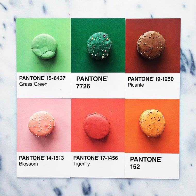 Nach Pantone geordnetes Essen pantone-posts_03