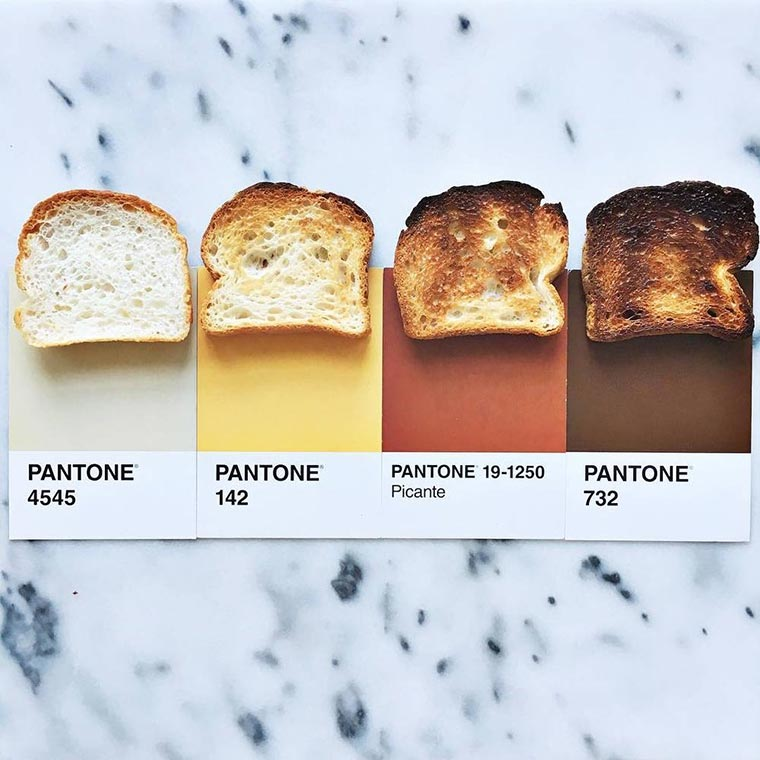 Nach Pantone geordnetes Essen pantone-posts_10