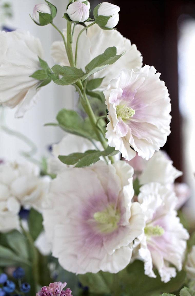 Echt aussehende Blumen aus Porzellan porzellanblumen_04