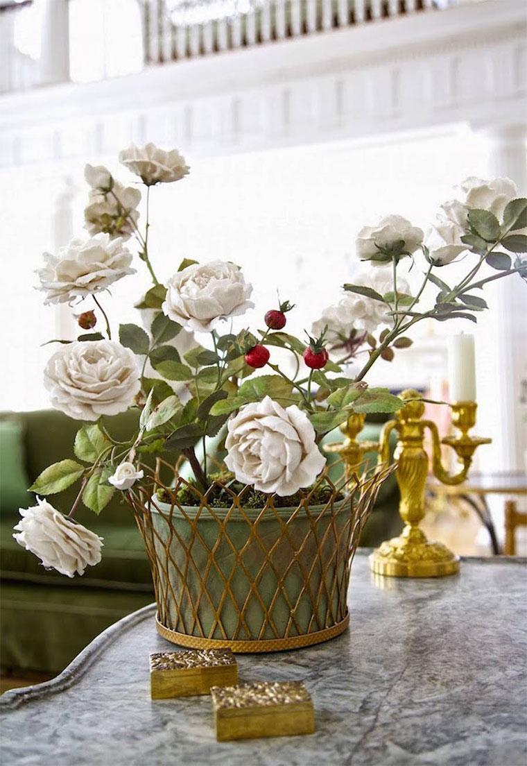 Echt aussehende Blumen aus Porzellan porzellanblumen_06