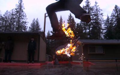 skateboarding-on-fire-in-the-rain