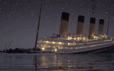 titanic-sinken