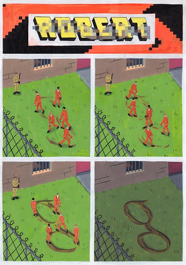 Illustrierte Social Media-Sucht Brecht-Vandenbroucke_07