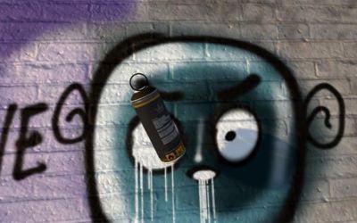 Graffiti-Simulator