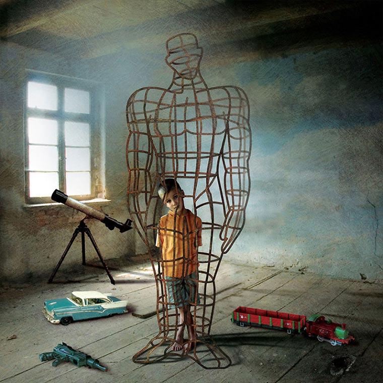 Gesellschaftskritische Bildmanipulationen Igor-Morski_04