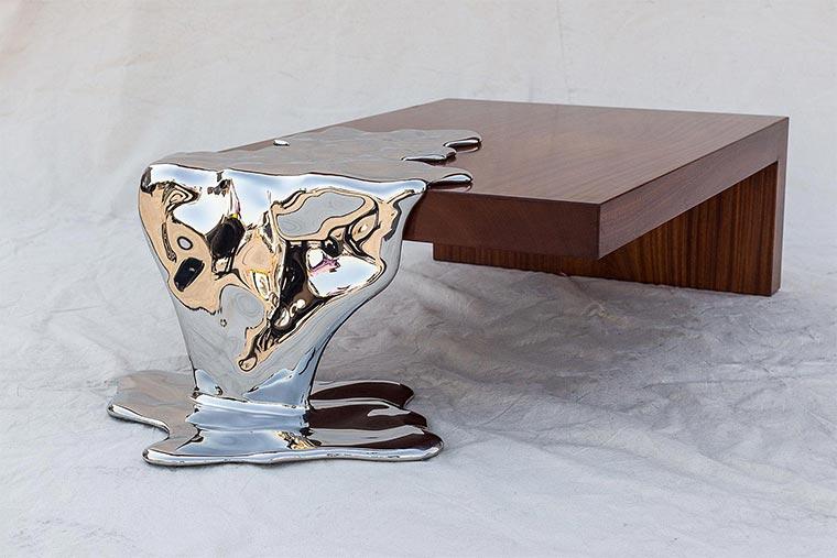 Möbel mit flüssigem Stahl Rado-Kirov_02