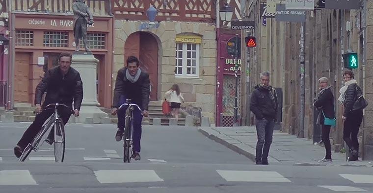 Mit diesem Fahrrad könnt ihr problemlos driften Torcadero-Fixie