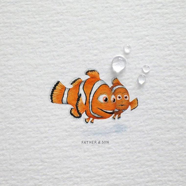 Zeichnungen: WOODCASTLEs WOODCASTLEs_06