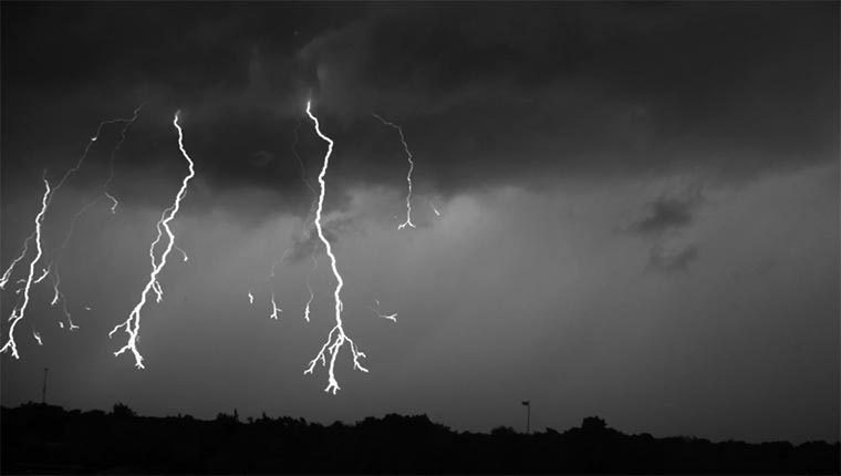 Gewitter in Superzeitlupe