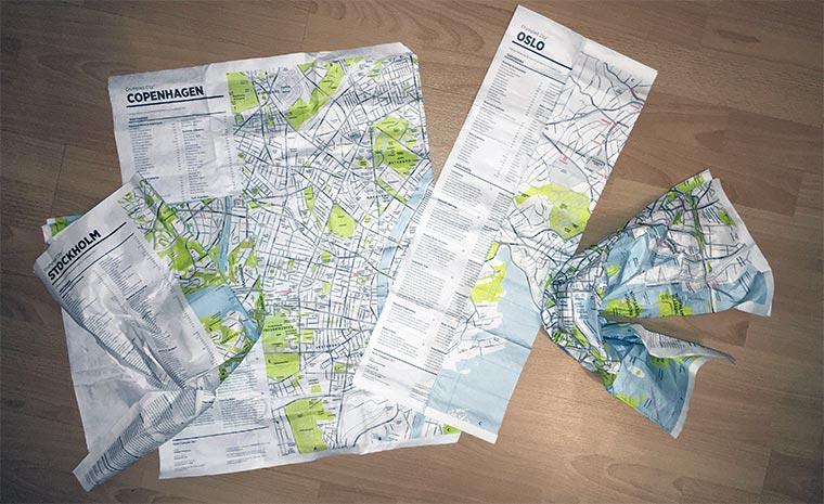 Auf ins Abenteuer: Wir reisen durch Skandinavien! crumpled-cities