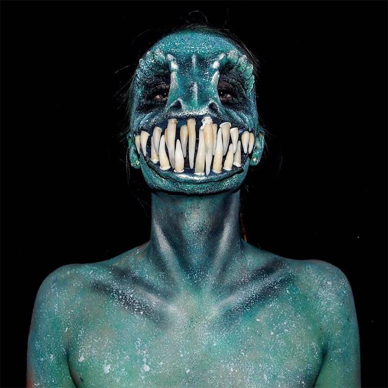 16-Jährige malt sich zu Monstern lara-wirth_08