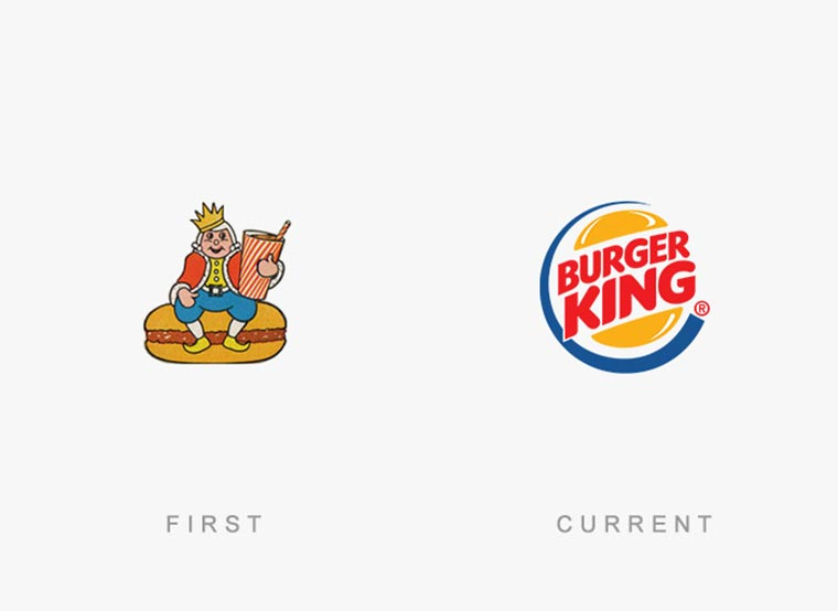Markenlogos: Erste vs. Aktuelle logos-then-and-now_13