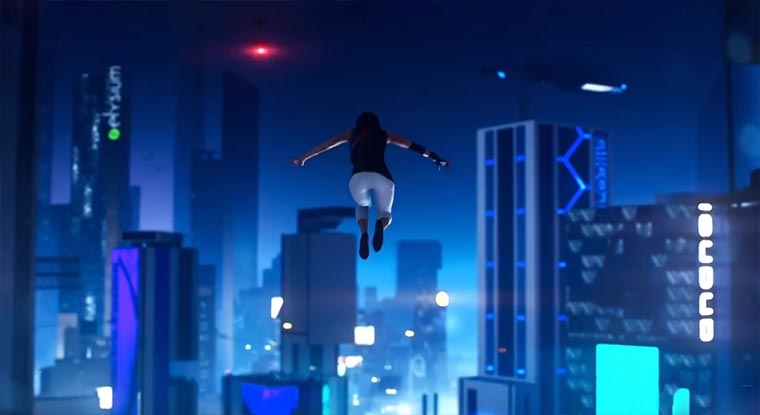 Mirror's Edge Catalyst Launch Trailer mirrors-edge-catalyst