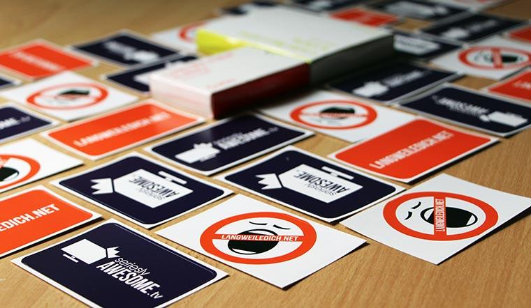 Schnell Und Einfach Sticker Bei Moo Drucken