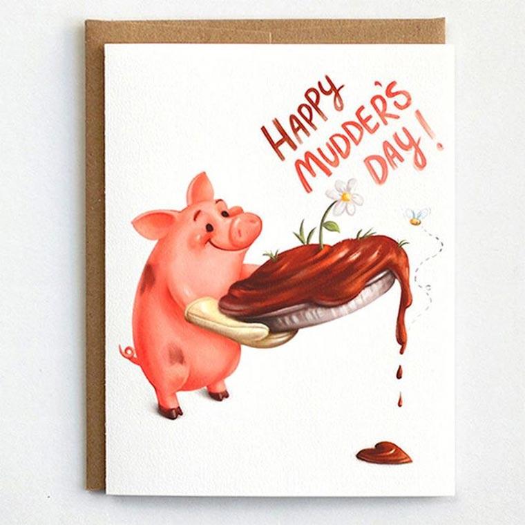 Süße Grußkarten mit Wortwitz mudslpash_02