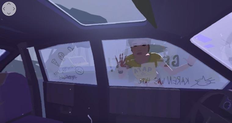Animierter 360°-Kurzfilm: Pearl pearl