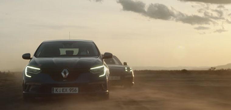 Renault fordert Porsche heraus