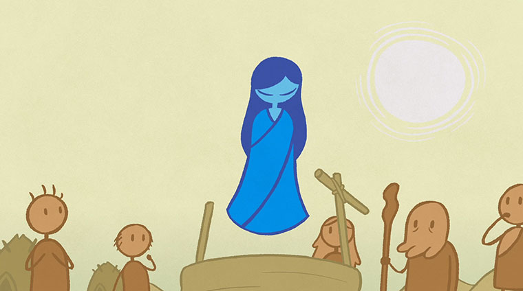 Animated Short: Water Spirit