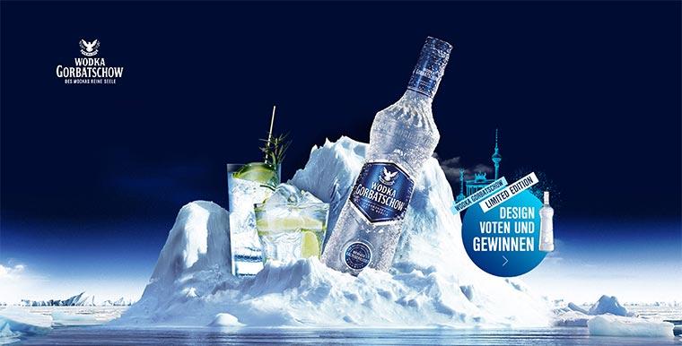 Welche ist die schönste Flasche im Land? wodka-gorbatschow-design-bottle
