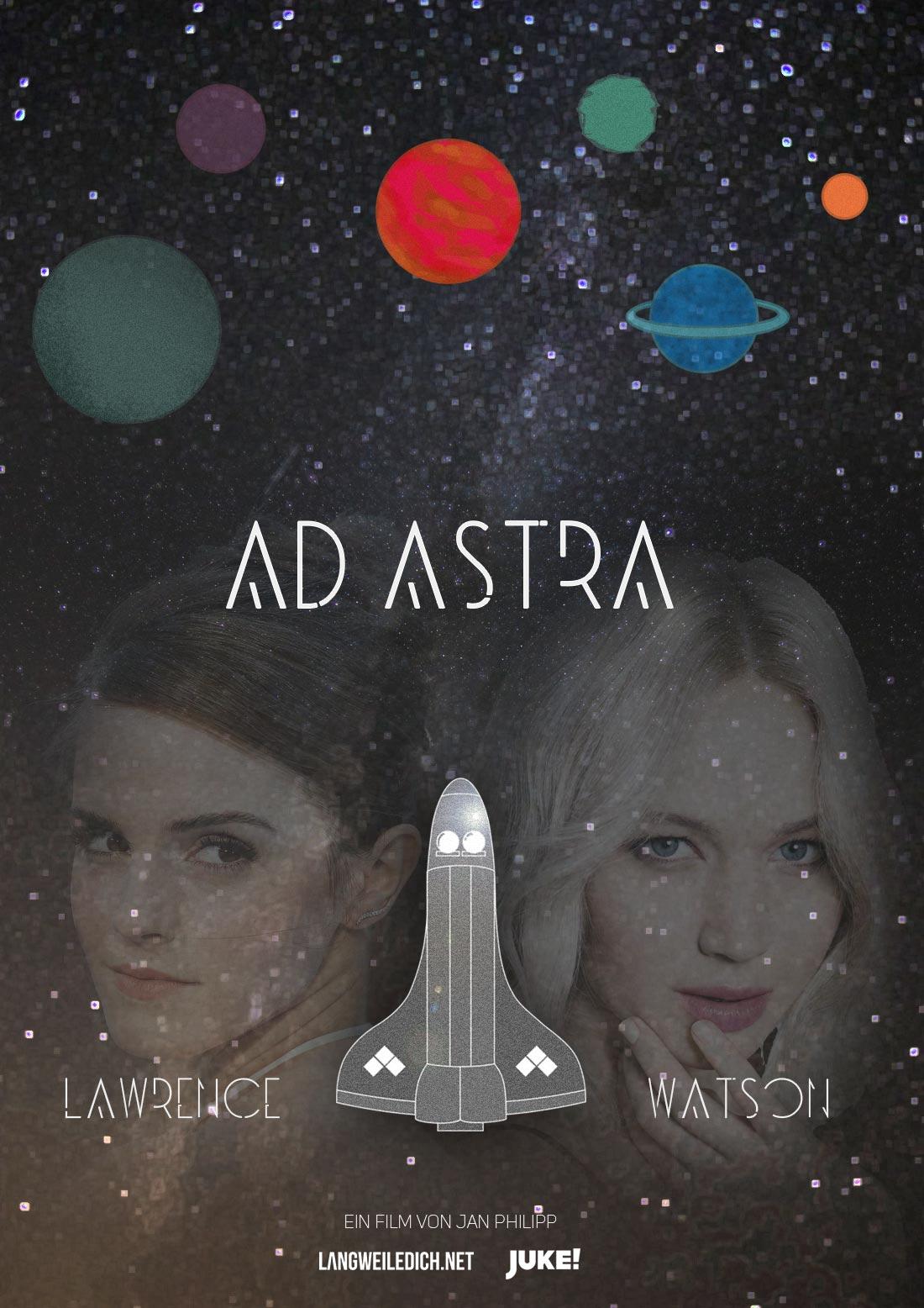 Ich habe Plakate für eure tollsten Filmideen gebastelt JUKE-Plakat-3_Ad-Astra