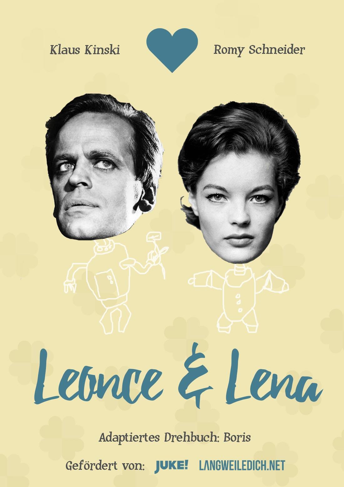 Ich habe Plakate für eure tollsten Filmideen gebastelt JUKE-Plakat-5_Leonce-und-Lena