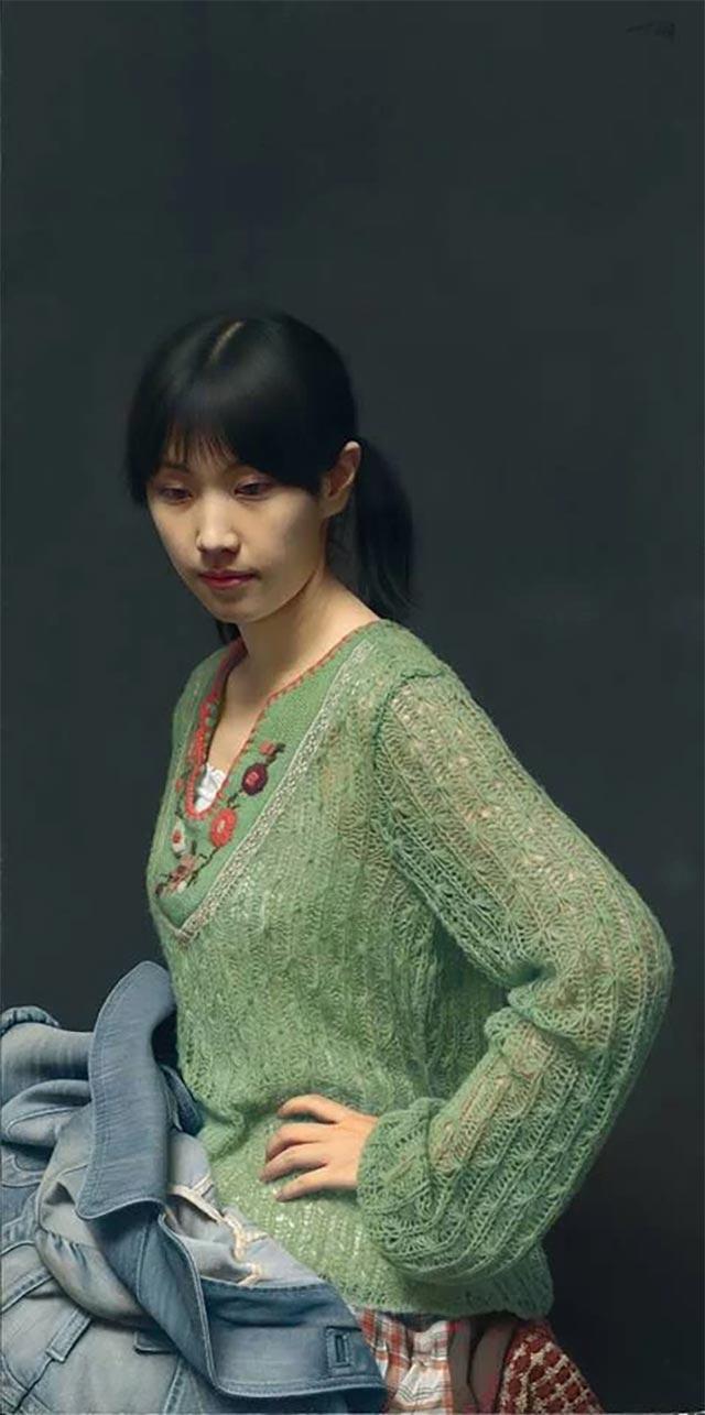 Malerei: Leng Jun Leng-Jun_02