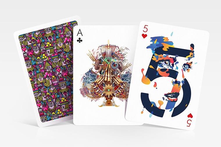 55 Künstler designen mal wieder ein Kartendeck Playing-Arts-3_01