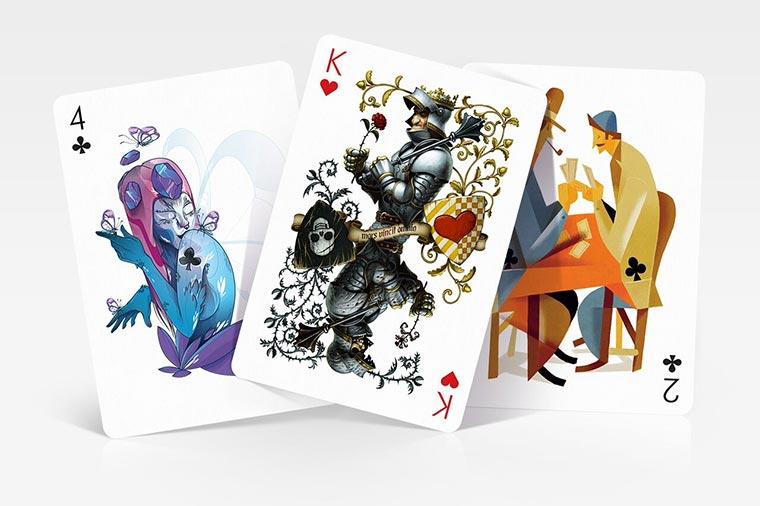 55 Künstler designen mal wieder ein Kartendeck Playing-Arts-3_02