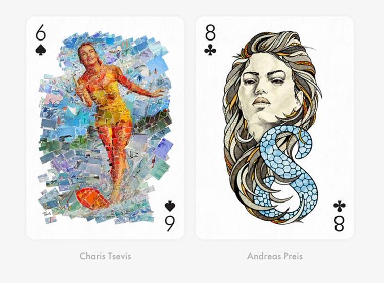 55 Künstler designen mal wieder ein Kartendeck Playing-Arts-3_06